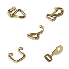 Концевики и храповые механизмы для ремней
