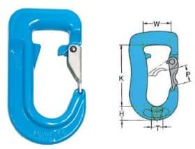 Крюк «JOKER» для текстильных строп