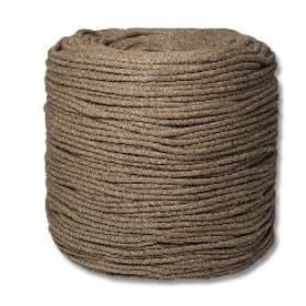 Канат пеньковый тросовой свивки