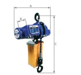 Электрическая цепная таль 230 В / 50 ГЦ