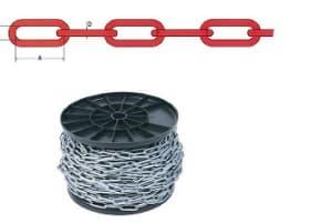 Длиннозвенная цепь  DIN-763