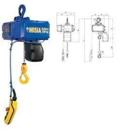 Электрическая цепная таль серии МН тип МН/1G