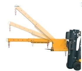 Телескопическая стрела для погрузчиков